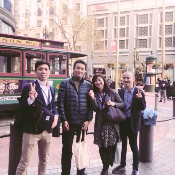 サンフランシスコツアー