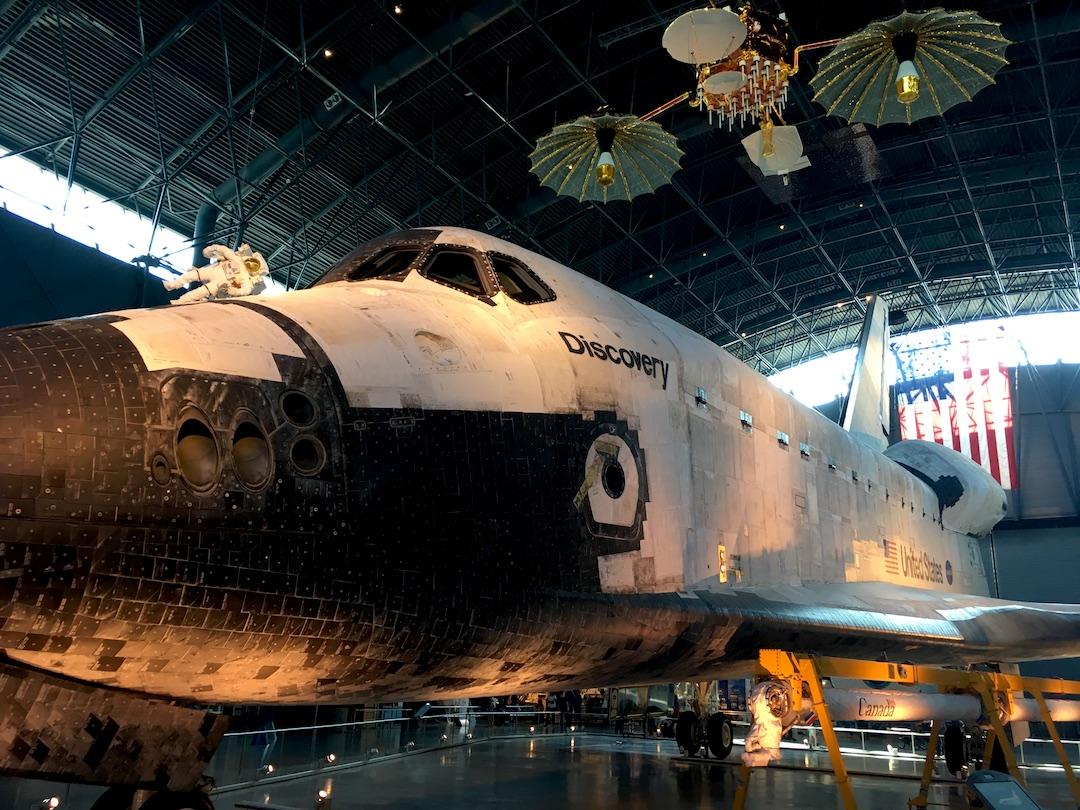 スペースシャトル「ディスカバリー」号